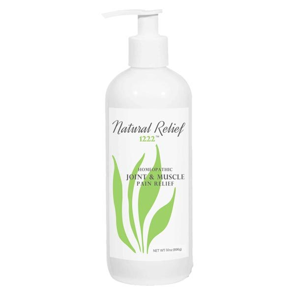 NR1222 32oz Pain Relief Lotion